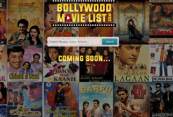 Bollywood Movie List